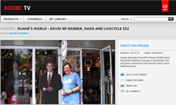 Adobe TV Interview OASS EML